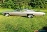 Classic Chevrolet: Impala SS for Sale