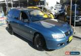 Classic 2004 Holden Commodore VZ Executive Blue Automatic 4sp A Wagon for Sale