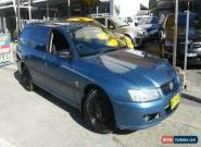2004 Holden Commodore VZ Executive Blue Automatic 4sp A Wagon for Sale