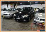 Classic 2004 Suzuki Liana GS Black Manual 5sp M Hatchback for Sale