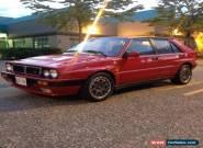 Lancia: Intergrale 16v for Sale