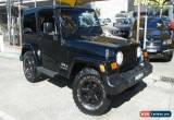 Classic 2006 Jeep Wrangler SPORT 4X4 65TH ANNIVERSARY Black Manual M for Sale