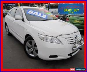 Classic 2007 Toyota Camry ACV40R Altise White Automatic 5sp A Sedan for Sale