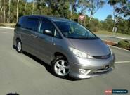 2004 Toyota Estima ACR30 Aeras S Silver Automatic 4sp A Wagon for Sale