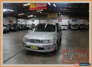 1998 Mitsubishi Nimbus UF Silver Automatic 4sp A Wagon for Sale