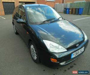 Classic 2001 Ford Focus tdi. 153k, 10months mot. great work car for Sale