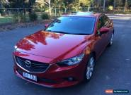2013 Mazda 6 6C Touring Soul Red Automatic 6sp A Sedan for Sale