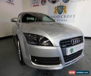 Classic AUDI TT 2.0 TDI QUATTRO 2008 Diesel Manual in Silver for Sale
