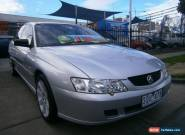 2003 Holden Commodore VY Lumina Silver Automatic 4sp A Sedan for Sale