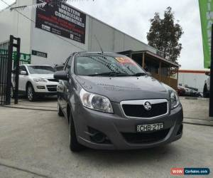 Classic 2012 Holden Barina TM TK Grey Automatic 6sp A Hatchback for Sale