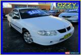 Classic 2002 Holden Commodore VX II Executive White Automatic 4sp A Sedan for Sale