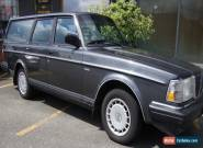 1991 Volvo 240 DL for Sale