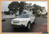 Classic 2006 Holden Captiva CG LX (4x4) White Automatic 5sp A Wagon for Sale