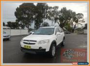 2006 Holden Captiva CG LX (4x4) White Automatic 5sp A Wagon for Sale