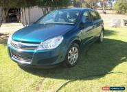 HOLDEN ASTRA  2007 5 DOOR HATCH MANUAL- Repairable write-off for Sale