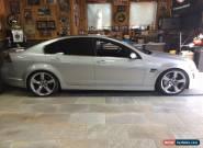 Pontiac: G8 GXP for Sale