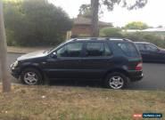 Mercedes ml270 turbo diesel 4x4 for Sale