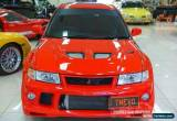 Classic 1999 Mitsubishi Lancer TOMMI MAKINEN Evolution VI Red Manual 5sp M Sedan for Sale