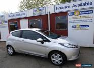 2010 10 FORD FIESTA 1.4 EDGE 3D AUTO 96 BHP for Sale