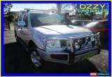 Classic 2008 Nissan Navara D40 ST-X (4x4) Silver Manual 6sp M Dual Cab Pick-up for Sale