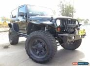 2012 Jeep Wrangler Unlimited JK MY13 Renegade Sport (4x4) Black Automatic 5sp A for Sale