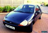 Classic 2005 FORD KA 3 DOOR HATCHBACK IN MET BLUE ONLY 2 PREVIOUS LADY OWNERS for Sale