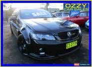 2006 Holden Commodore VE SS-V Black Automatic 6sp A Sedan for Sale