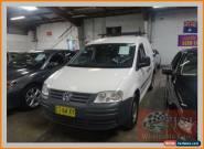 2008 Volkswagen Caddy 2K MY08 1.9 TDI White Manual 5sp M Van for Sale