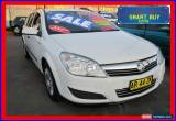 Classic 2007 Holden Astra AH MY07.5 CD White Automatic 4sp A Wagon for Sale