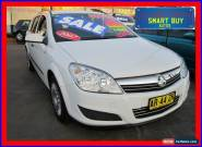 2007 Holden Astra AH MY07.5 CD White Automatic 4sp A Wagon for Sale