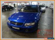 2006 Holden Commodore VZ MY06 SVZ Blue Automatic 4sp A Sedan for Sale