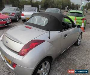 Classic 2005 Ford Streetka 1.6 Luxury 2dr for Sale