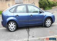 Ford Focus 1,6 LX, Blue 2005 for Sale