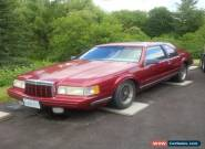 1991 Lincoln Mark Series Special Edition LSC for Sale