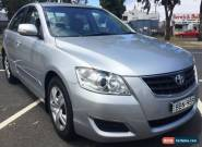 2007 Toyota Aurion AT-X with RWC & REG Automatic 6sp A Sedan for Sale