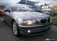 2004 BMW 325I E46 Grey Automatic 5sp A Sedan for Sale