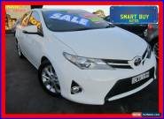 2012 Toyota Corolla ZRE182R Ascent Sport White Automatic 7sp A Hatchback for Sale