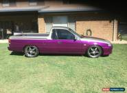 1994 commodore ute for Sale