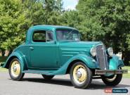 1935 Chevrolet Other 3 WINDOW COUPE for Sale