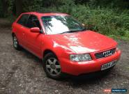 1997 AUDI A3 1.8 SPORT RED for Sale