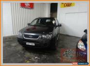 2007 Ford Territory SY SR (4x4) Grey Automatic 6sp A Wagon for Sale