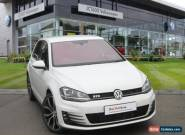2016 Volkswagen Golf 2.0 TDI GTD 5dr Manual Hatchback for Sale