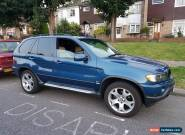 BMW X5 3.0 SPORT.... for Sale
