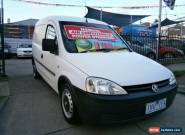 2003 Holden Combo XC White Manual 5sp M Van for Sale
