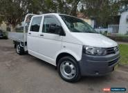 2012 Volkswagen Transporter T5 MY12 TDI 400 LWB Automatic 7sp A for Sale