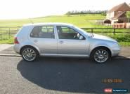 2003 VOLKSWAGEN GOLF GT TDI SILVER for Sale