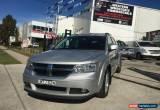 Classic 2010 Dodge Nitro KA MY08 SX Silver Automatic 4sp A Wagon for Sale