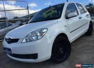 2007 Mazda 2 DE Neo White Automatic 4sp A Hatchback for Sale