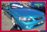 Classic 2007 Ford Falcon BF MkII 07 Upgrade XR6 Green Automatic 6sp A Sedan for Sale
