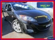 2009 Mazda 3 BL SP25 Black Automatic 5sp A Hatchback for Sale